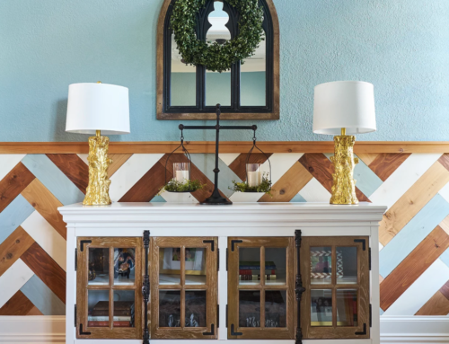 Voted: The Most Inviting Entryway