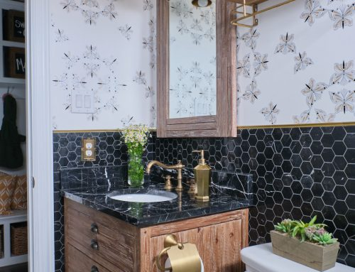 April Showers–and Other Bath Redo Inspiration for Spring