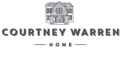 Courtney Warren Home Logo
