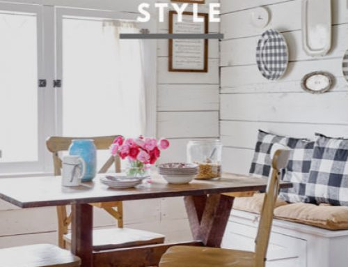 Taking a Page from Joanna Gaines' Design Book